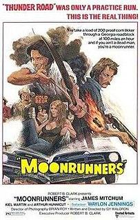 <i>Moonrunners</i> 1975 film by Gy Waldron