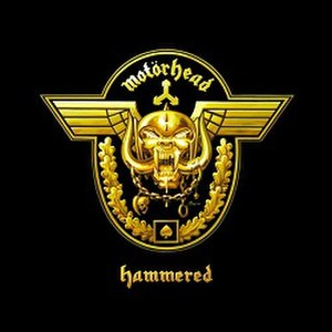 Hammered (Motörhead album) - Image: Motörhead = Hammered (2002)