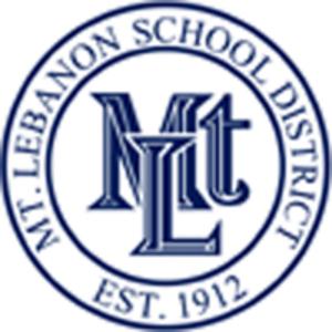 Mt. Lebanon School District - Image: Mt Ldistrictlogo