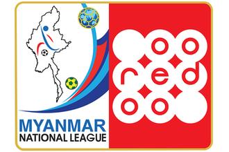 2015 Myanmar National League - Image: Myanmarnationalleagu elogo