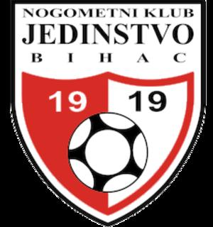 NK Jedinstvo Bihać - Image: NK Jedinstvo Bihac
