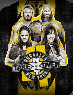 NXT TakeOver: Brooklyn 4 2018 WWE Network event