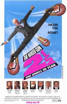 <i>The Naked Gun 2½: The Smell of Fear</i> 1991 film directed by David Zucker