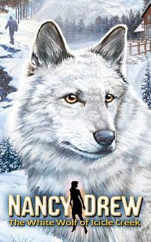Nancy Drew - The White Wolf of Icicle Creek Cover Art.jpeg