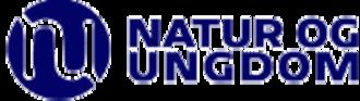 Nature and Youth - Image: Natur og ungdom logo