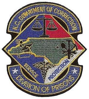 North Carolina Department of Correction - Image: Ncdocsp