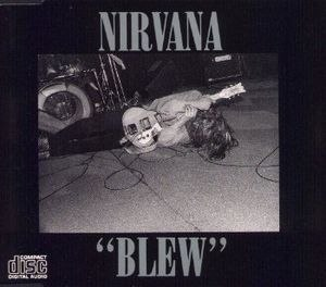 Blew - Image: Nirvana Blew EP