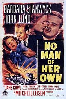 <i>No Man of Her Own</i> 1950 film