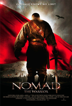 Nomad (2005 film) - Theatrical release poster