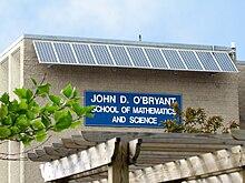 John D O Bryant School Of Mathematics Amp Science Wikipedia