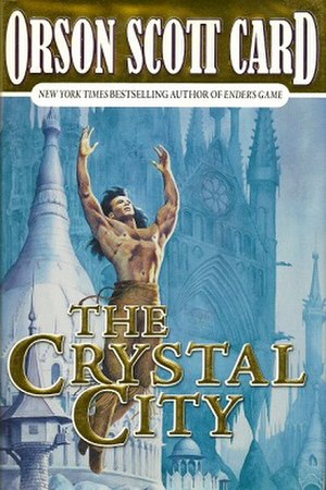 The Crystal City - Front cover