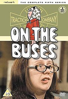 <i>On the Buses</i> (series 6) season of television series