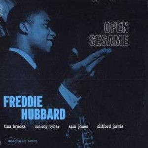 Open Sesame (Freddie Hubbard album) - Image: Open Sesame (Freddie Hubbard album)