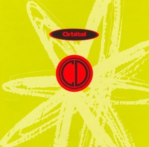 Orbital (1991 album) - Image: Orbital Green Album