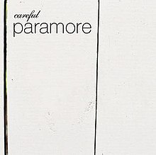 Paramore - Careful (Official Single Cover).jpg