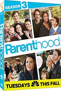 parenthood saison 3