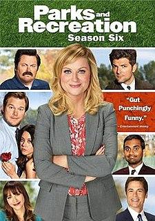 <i>Parks and Recreation</i> (season 6) Season of television series