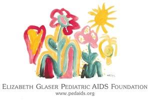 Elizabeth Glaser Pediatric AIDS Foundation - Image: Pedaidslogo