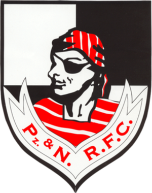 Cornish Pirates - Image: Penzance rfc badge