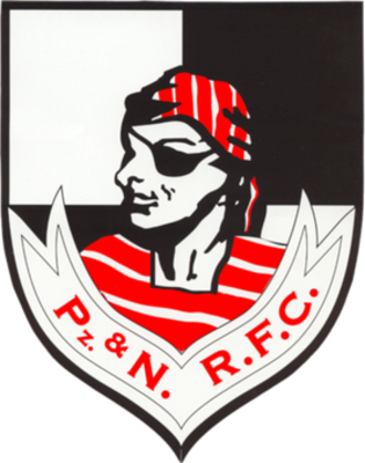 Cornish Pirates - Image: Penzance rfc badge