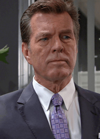 Jack Abbott (The Young and the Restless) - Peter Bergman as Jack Abbott