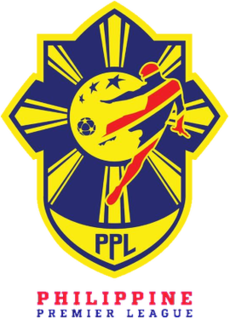 Philippine Premier League Defunct top-level association football league in the Philippines (2019)