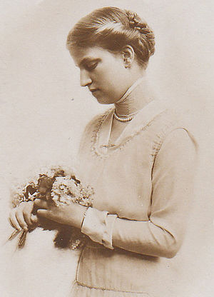 Princess Margarete Karola of Saxony - Image: Princess Margarete Karola of Saxony