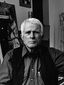 R.B. Kitaj by Fergus Greer, cropped.jpg