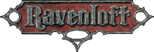 Ravenloft Dungeons and Dragons logo.png