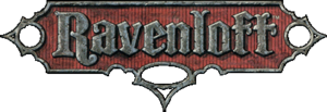 Ravenloft - Image: Ravenloft Dungeons and Dragons logo