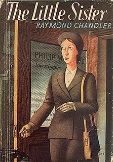 <i>The Little Sister</i> Novel by Raymond Chandler