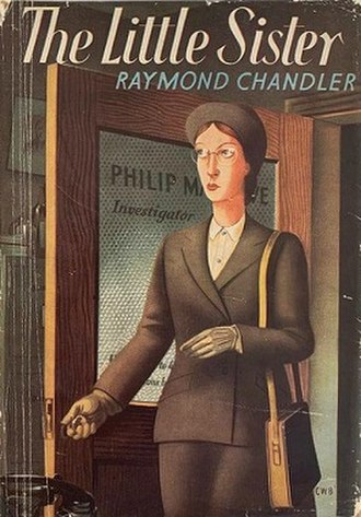 The Little Sister - Cover of the first US edition