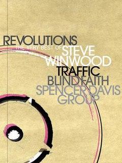 <i>Revolutions – The Very Best of Steve Winwood</i> compilation album