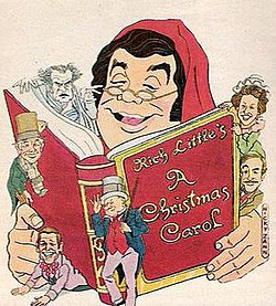 Rich Little's Christmas Carol - Wikipedia