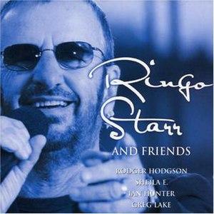 Ringo Starr and Friends - Image: Ringoandfriends