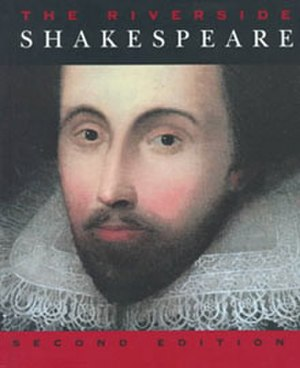 Riverside Shakespeare - Cover of the 2nd edition