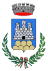 Coat of arms of Roccaforte del Greco / Vuni
