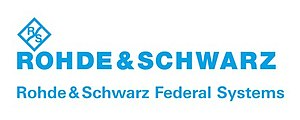 Rohde & Schwarz Federal Systems - Image: Rohde & Schwarz Federal Systems Logo