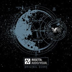 Rosetta: Audio/Visual Original Score - Image: Rosetta Audio Visual Original Score