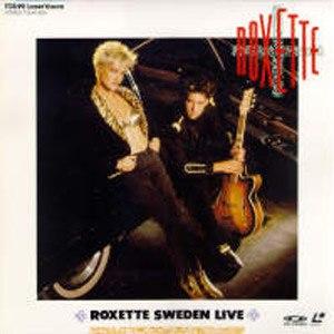 Sweden Live - Image: Roxette Sweden Live