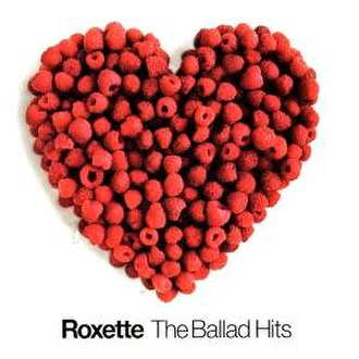 The Ballad Hits - Image: Roxette The Ballad Hits