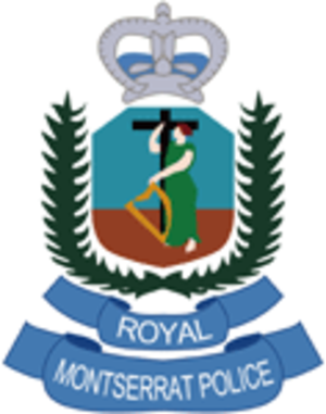 Royal Montserrat Police Service - Image: Royal Montserrat Police