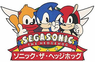 <i>SegaSonic the Hedgehog</i> 1993 video game