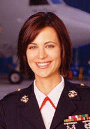 Sarah MacKenzie - Catherine Bell as  Lieutenant Colonel Sarah MacKenzie