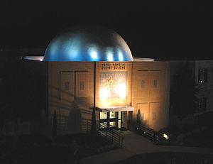 Bob Jones University - Howell Memorial Science Building