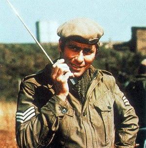 Sergeant Benton - Image: Sergeant Benton (Doctor Who character)