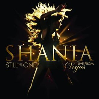 Still the One: Live from Vegas - Image: Shania Still The One Live From Vegas