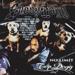 No Limit Top Dogg - Image: Snoop front