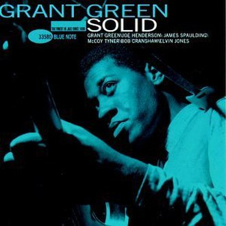 Solid (Grant Green album) - Image: Solid (Grant Green album)