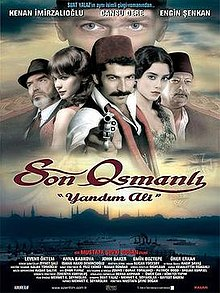 Son Osmanli Yandim Ali movie
